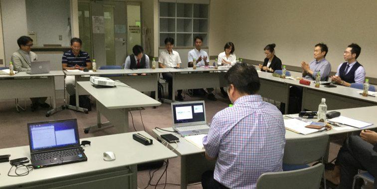 ケアビジネス研究会 会員限定勉強会開催風景